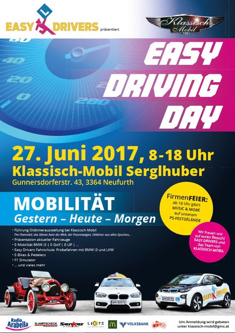 Easy Driving Day 2017
